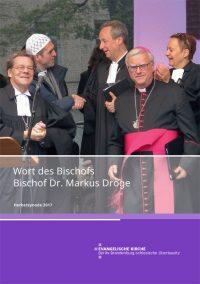 Herbstsynode 2017 - Wort des Bischof Dröge