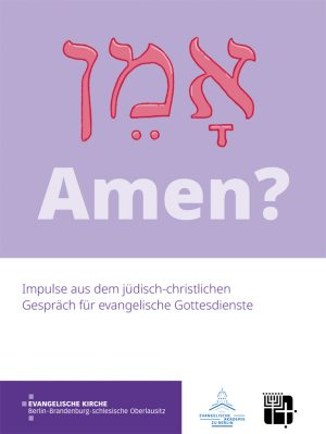 Amen - Christen und Christinnen gegen Antisemitismus