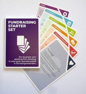 Fundraising Starter Set Einleger